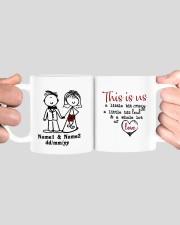 This Is Us DD011301MA Customize Name Mug ceramic-mug-lifestyle-41