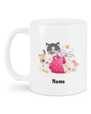 Cat Coffee DD010602MA Customize Name Mug back