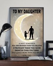 To my daughter 3 11x17 Poster lifestyle-poster-2