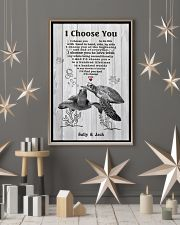 I Choose You 3 Customize Name 11x17 Poster lifestyle-holiday-poster-1
