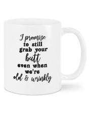 I Promise DD010719MA Customize Name Mug front