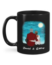 To My Gorgeous Wife DD011101DH Customize Name Mug back