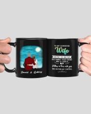 To My Gorgeous Wife DD011101DH Customize Name Mug ceramic-mug-lifestyle-41