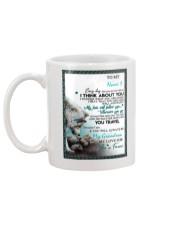 You Travel Mug Personalize Mug back