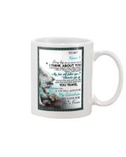 You Travel Mug Personalize Mug front