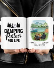 Campsite DD010510DH01 Mug Customize Name Mug ceramic-mug-lifestyle-24