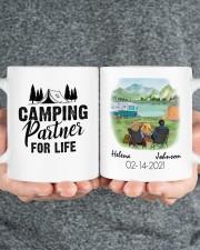 Campsite DD010510DH01 Mug Customize Name Mug ceramic-mug-lifestyle-32