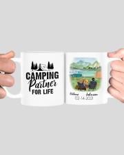 Campsite DD010510DH01 Mug Customize Name Mug ceramic-mug-lifestyle-41