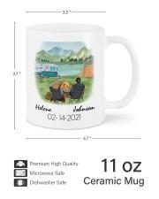 Campsite DD010510DH01 Mug Customize Name Mug ceramic-mug-lifestyle-62
