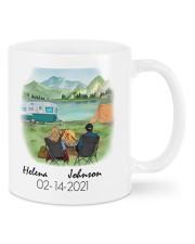 Campsite DD010510DH01 Mug Customize Name Mug front