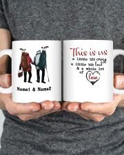 This Is Us DD010502MA Customize Name Mug ceramic-mug-lifestyle-34
