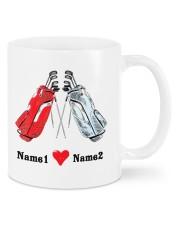 Golfing Partners DD01051NA Customize Name Mug front