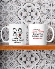 Love Story DD010807MA Customize Name Mug ceramic-mug-lifestyle-47