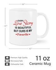 Love Story DD010807MA Customize Name Mug ceramic-mug-lifestyle-62