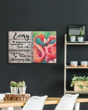 amazing live 24x16 Gallery Wrapped Canvas Prints aos-canvas-pgw-24x16-lifestyle-front-19
