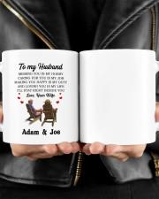 Love DD012510MA Customize Name Mug ceramic-mug-lifestyle-24