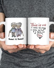 This Is Us DD011329MA Customize Name Mug ceramic-mug-lifestyle-34