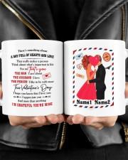 Hearts And Love DD010905DH02 Customize Name Mug ceramic-mug-lifestyle-24