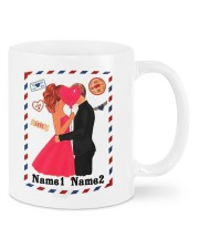 Hearts And Love DD010905DH02 Customize Name Mug front