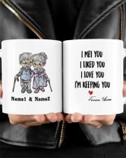 I'm Keeping You DD011326MA Customize Name Mug ceramic-mug-lifestyle-24