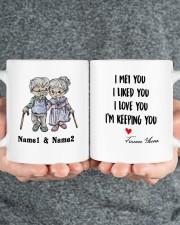 I'm Keeping You DD011326MA Customize Name Mug ceramic-mug-lifestyle-32