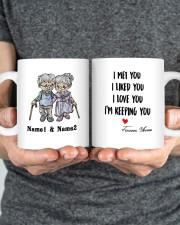 I'm Keeping You DD011326MA Customize Name Mug ceramic-mug-lifestyle-34