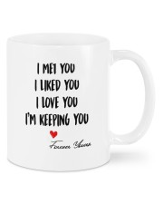 I'm Keeping You DD011326MA Customize Name Mug front