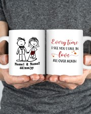 Every Time DD011304MA Customize Name Mug ceramic-mug-lifestyle-34