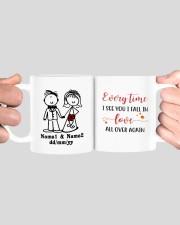 Every Time DD011304MA Customize Name Mug ceramic-mug-lifestyle-41