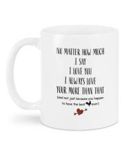 I Love You DD012506MA Mug back