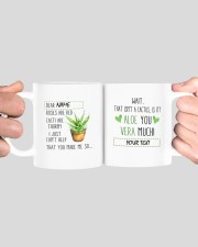 Aloe Vera DD011108MA  Customize Name Mug ceramic-mug-lifestyle-41