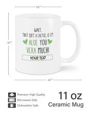 Aloe Vera DD011108MA  Customize Name Mug ceramic-mug-lifestyle-62
