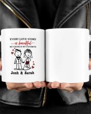 Every Love Story  DD011321MA Customize Name Mug ceramic-mug-lifestyle-24