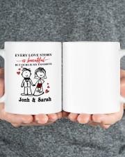 Every Love Story  DD011321MA Customize Name Mug ceramic-mug-lifestyle-32
