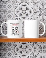 Every Love Story  DD011321MA Customize Name Mug ceramic-mug-lifestyle-47