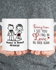 Every Time DD011306MA Customize Name Mug ceramic-mug-lifestyle-32