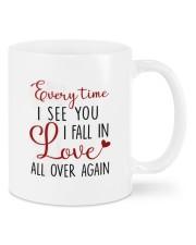 Every Time DD011306MA Customize Name Mug front