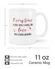 Everytime DD011325MA Customize Name Mug ceramic-mug-lifestyle-62