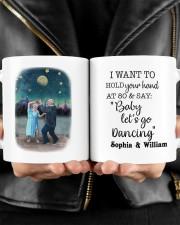 Dancing DD010611MA Customize Name Mug ceramic-mug-lifestyle-24
