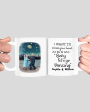 Dancing DD010611MA Customize Name Mug ceramic-mug-lifestyle-41