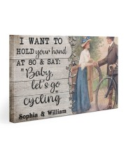 Cycling Customize Name Gallery Wrapped Canvas Prints tile