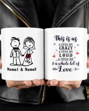 This Is Us DD011537MA Customize Name Mug ceramic-mug-lifestyle-24