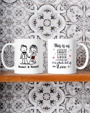 This Is Us DD011537MA Customize Name Mug ceramic-mug-lifestyle-47