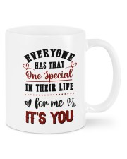One Special DD012303DH Customize Name Mug front