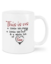 This Is Us DD010516MA Customize Name Mug front