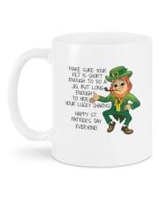 Happy St Patricks Day DD012619MA Mug back