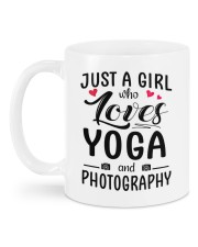 YOGA DD010508DH Mug Customize Name Mug back
