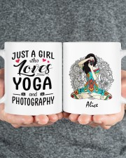 YOGA DD010508DH Mug Customize Name Mug ceramic-mug-lifestyle-32