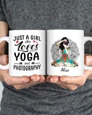 YOGA DD010508DH Mug Customize Name Mug ceramic-mug-lifestyle-34