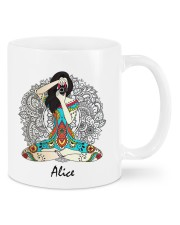 YOGA DD010508DH Mug Customize Name Mug front